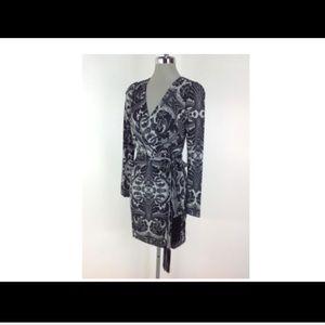 $98 Jessica Simpson Contemporary print Dress NWT